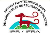 logo de l'IPR/IFRA