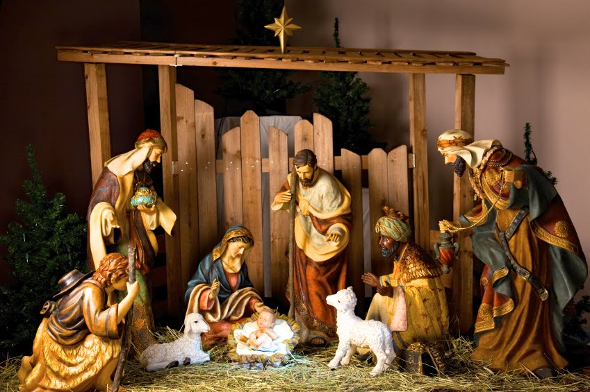 preaching christmas without a