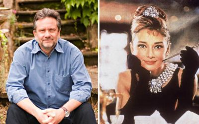 Audrey Hepburn's son: 'One day we will find a cure for the cancer that killed my mother'
