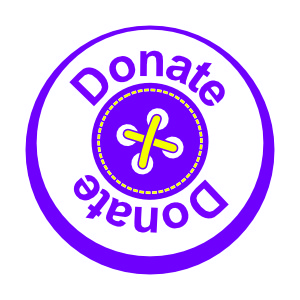 Donate button for Pseudomyxoma Survivor