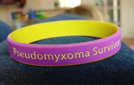 Pseudomyxoma-Survivor-wristband-D