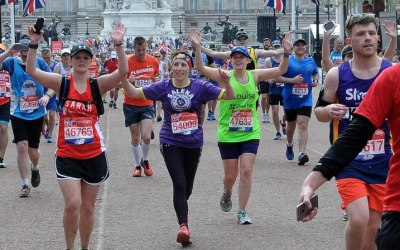 Virgin Money London Marathon 2019