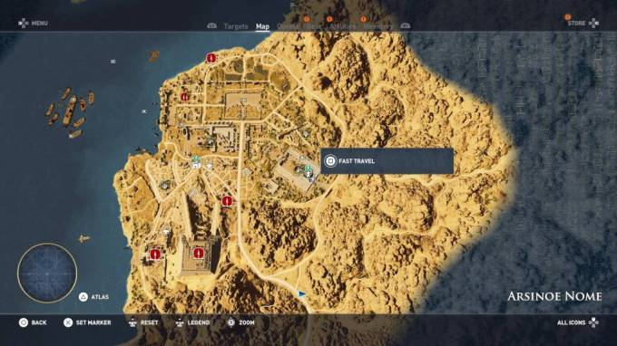 Aco The Hidden Ones All Sync Points Stone Circles Places To Rest Locations Playstation Fanatic