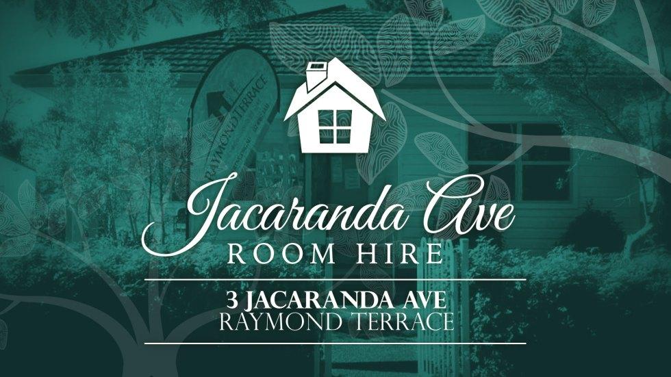 Jacaranda Room Hire