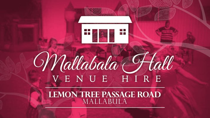 Mallabula Hall Venue Hire
