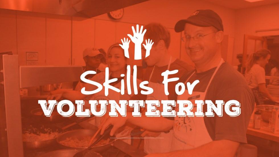 Volunteer Skills