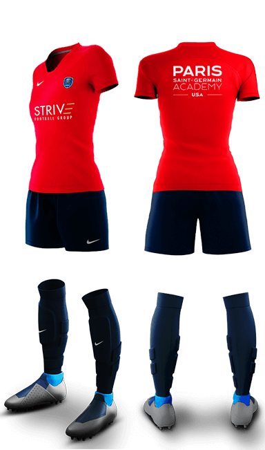 Paris Saint-Germain Academy Phoenix