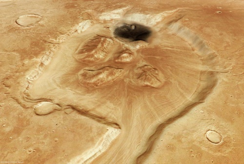 Mamers Vallis, Mars