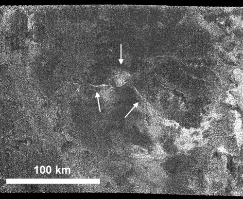 Ganesa Macula, Titan