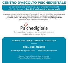 Centro d'Ascolto Psichedigitale