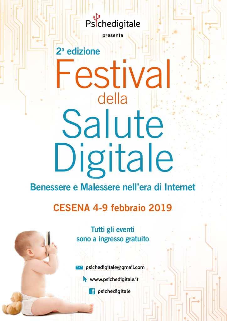 Calendario Vita E Salute.Festival Della Salute Digitale 2019 2 Edizione