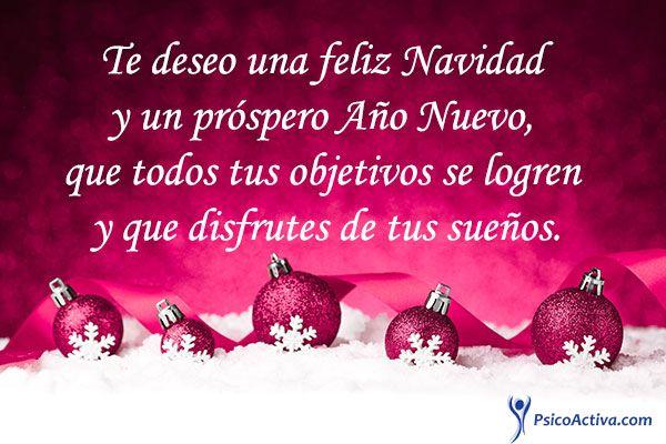Las mejores frases para felicitar la navidad y el a o nuevo - Felicitaciones cortas de navidad y ano nuevo ...