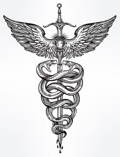 Los Mejores Tatuajes Simbólicos Y Su Significadopsicoactiva 2019