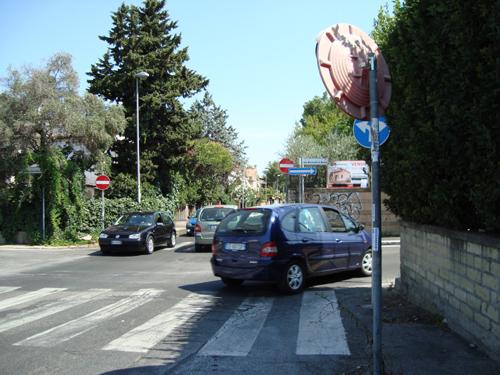 Zona Via della Marranella (Ciampino)