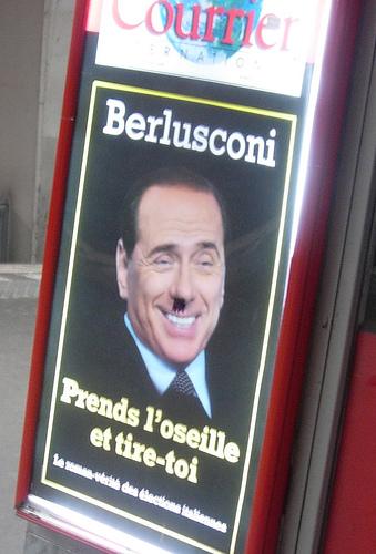 Mr. Silvio Berlusconi