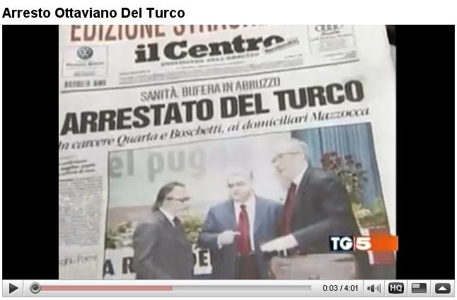 Inchiesta sulla Regione Abruzzo