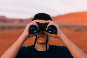 prospettiva, obiettivo