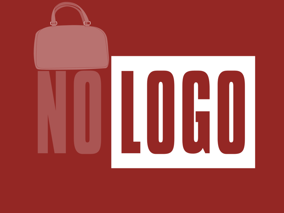 No logo fashion