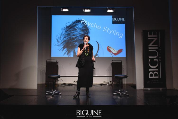 Psicologia e capelli - Milano Evento Biguine Paris