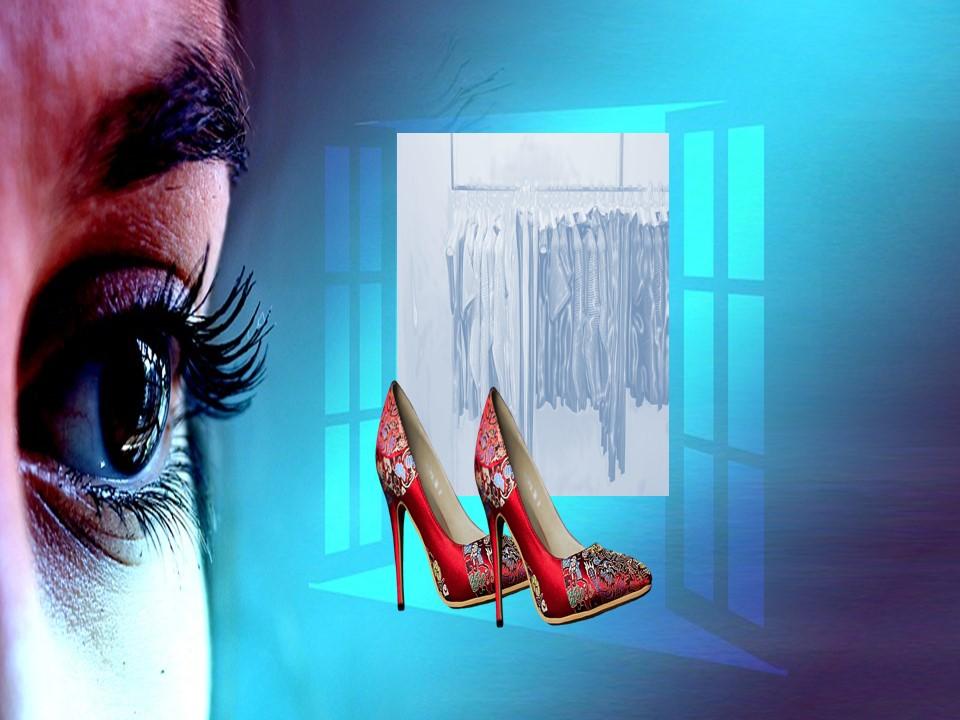 Cabine armadio da sogno: perdersi dentro Psicologia della moda