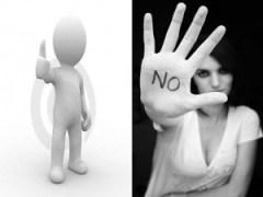 Negar - Dizer não
