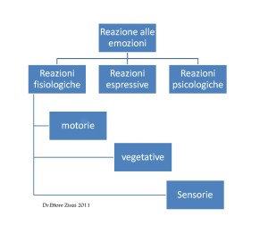 clicca per ingrandire schema Reazione emotiva