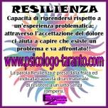 RESILIENZA dr Ettore Zinzi 2017