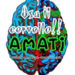 AMATI emisferi usa il cervello