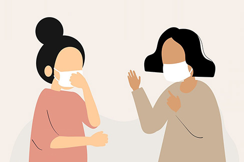 Mascherine: quali sono gli effetti psicologici?