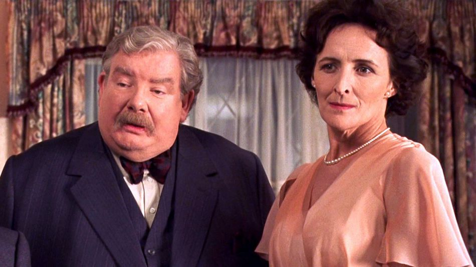 Mr Dursley e Mrs Dursley - Psicologorroico
