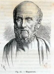Hipócrates 460 a.C.