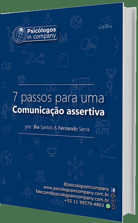 Ebook 7 passos para uma Comunicação assertiva