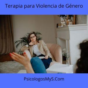 Terapia para Violencia de Género