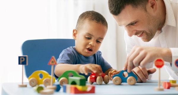 vinculo afectivo padre hijo psicologos valencia