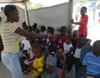 Ayuda Haiti