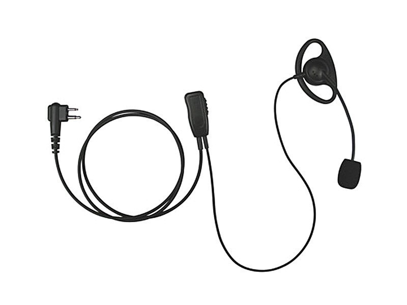 Impact GHS-MB1 Price Rubber D shaped ear hanger headset