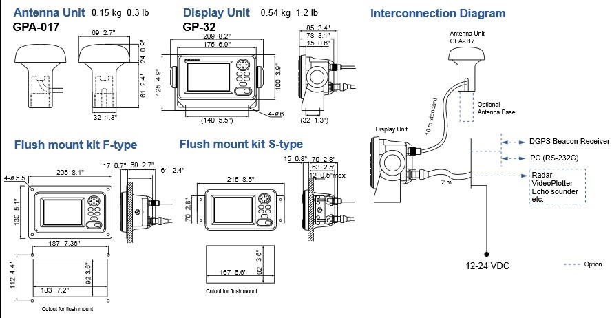 furuno wiring diagram