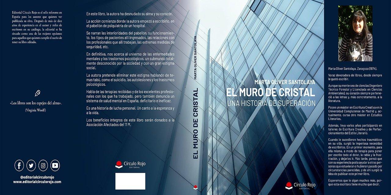 """SINOPSIS LIBRO """"EL MURO DE CRISTAL"""""""