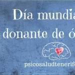 Día mundial del donante de órganos