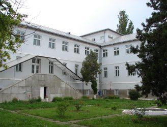 Curtea interioară