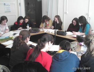 Grupuri de studiu