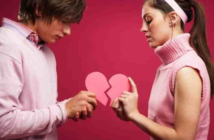 raskid emotivne veze