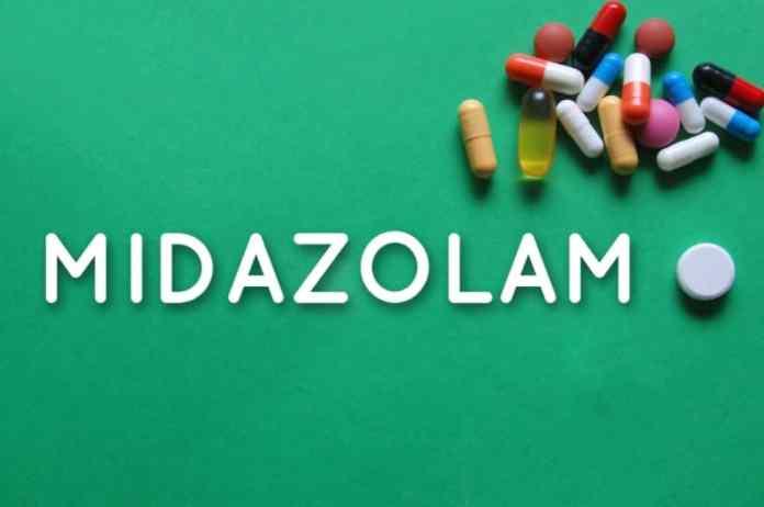 midazolam flormidal