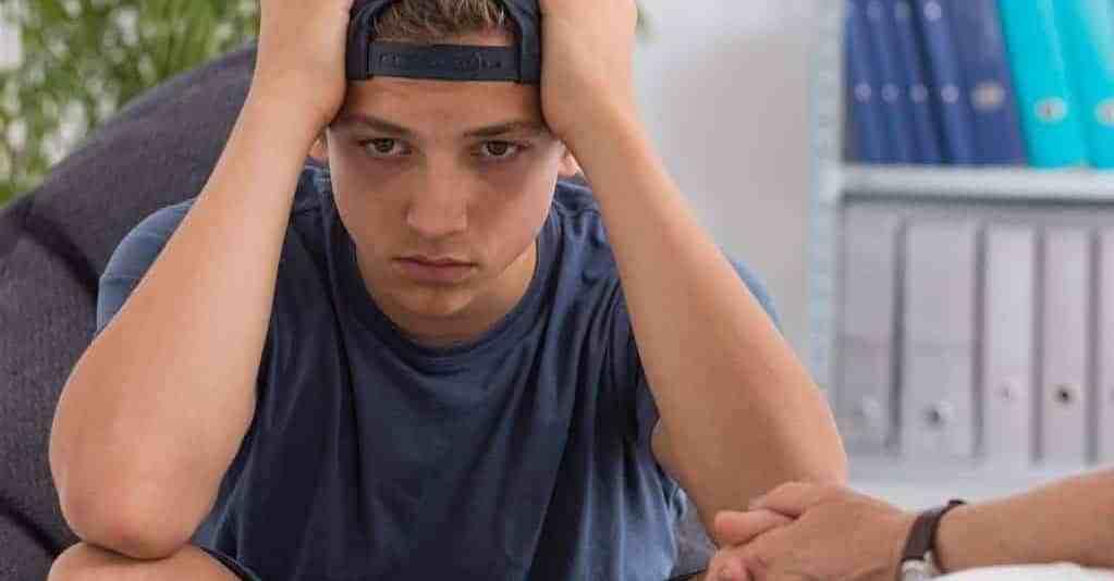 adolescenti kriza