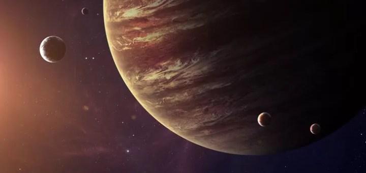 Jüpiter Gezegeni; Roma Tanrıçası