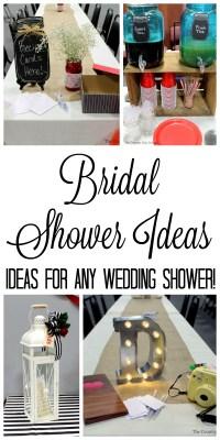 DIY Bridal Shower Ideas for a fun Celebration - P.S. I ...