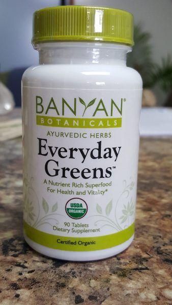 Everyday Greens by Banyan Botanicals