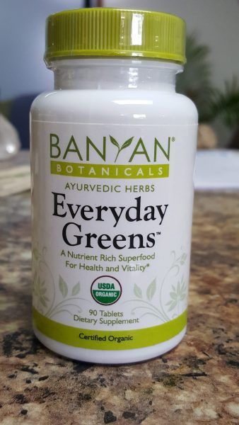 Everyday Greens by Banyan Botanicals