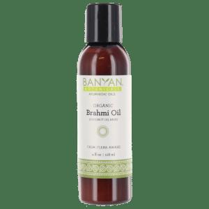 Brahmi Oil (4 fl oz) Coconut