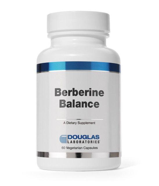 Berberine Balance 60 vegcaps - Douglas Laboratories 1